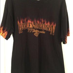 Harley Davidson shirt for men